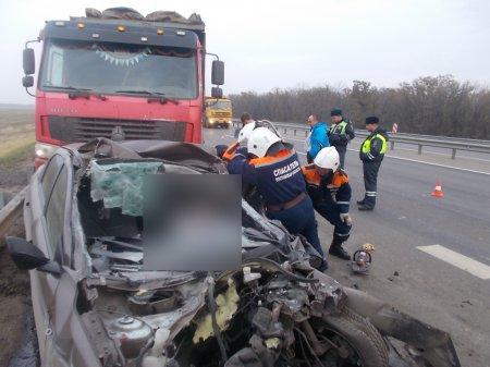 Спасатели приехали вовремя, но спасти людей не удалось