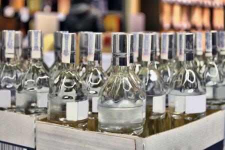 Пресечена незаконная розничная продажа алкогольной продукции.