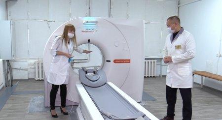Компьютерный томограф теперь есть и в Новошахтинске