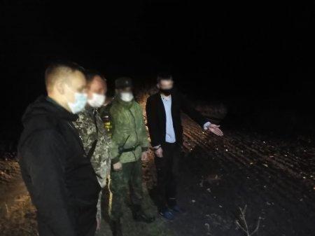 Пытался незаконно проникнуть на территорию России